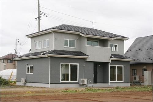 【電気料が安い】山形県・酒田市のKU様邸|北海道仕様「安らぎの家」|