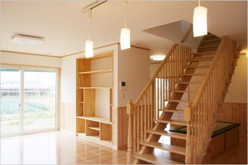 【建築施工実例】山形県-酒田市の注文住宅 KU様邸|北海道仕様安らぎの家|