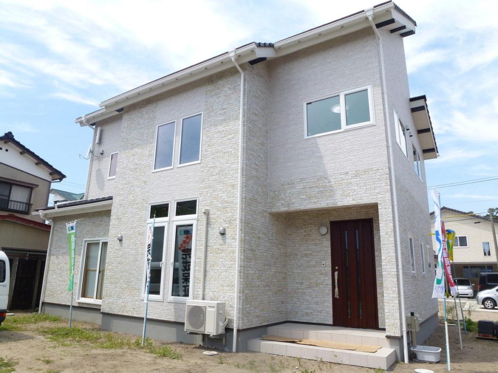 【室内空気環境測定、風量測定、気密測定】山形県・酒田市YS様邸|太陽光発電で【長期優良住宅】|