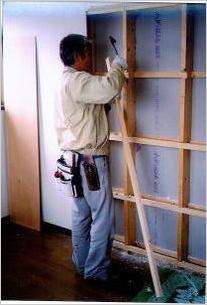 【リフォーム】暖かい家の施工前、施工後の施工例