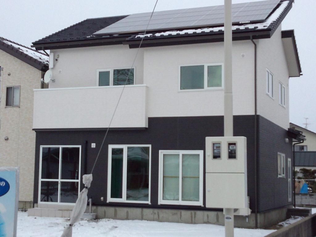 【ゼロ・エネルギー住宅】山形県-庄内町YH様邸|太陽光発電でZEH住宅