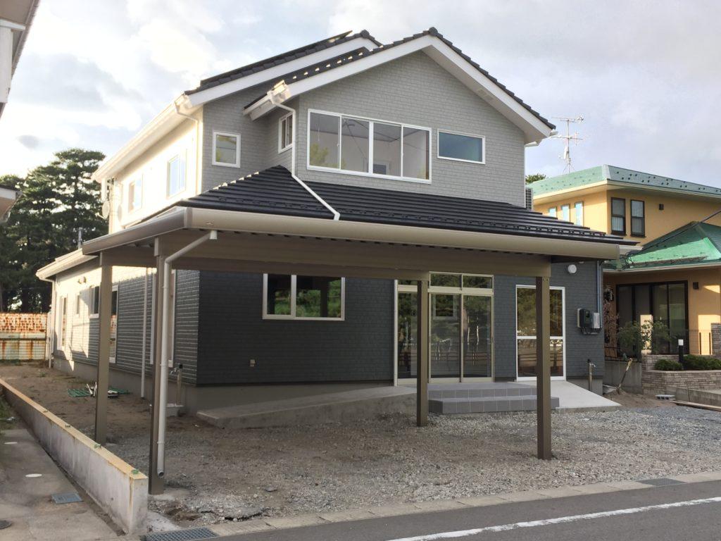 【山形県酒田市注文住宅「佐々木様」邸】年間のエネルギー代が1/6になりました。