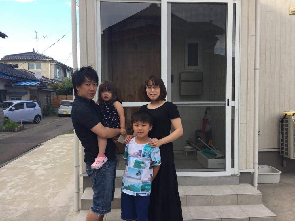 【山形県庄内町の注文住宅 「梅木様」邸】家を建てるなら、「温かい家」に住みたいというのが一番の願いでした。