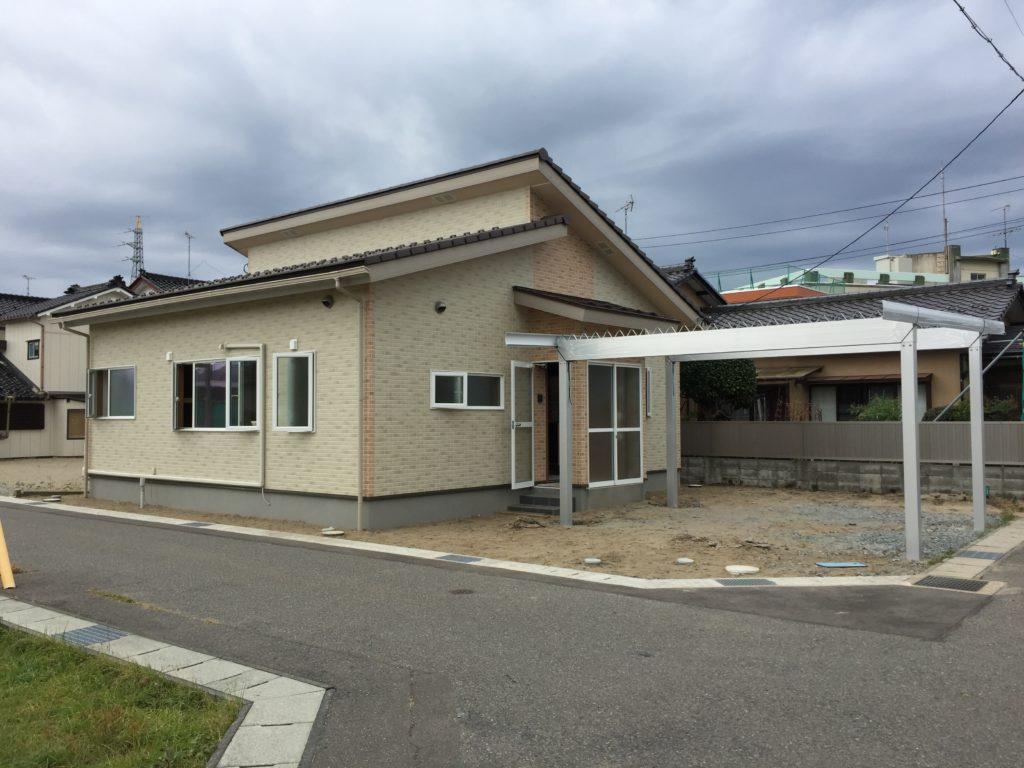 【山形県酒田市注文住宅「藤枝様」邸】気密性が高く、すぐに暖かくなります。本当に省エネ住宅です。