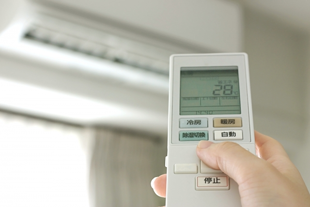 【よくある質問Q&A】②クリエイト住宅さんで創る家は、暖冷房エアコンを点けっぱなしで使用するようにと聞いたのですが、電気料が掛かるのではないですか?