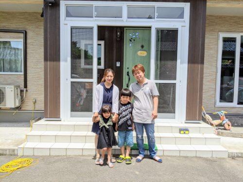 【山形県遊佐町注文住宅「鈴木様」邸】湿気の多い家では、この断熱材がいいかなーと思いました!