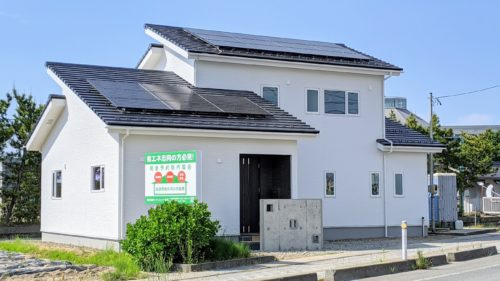 新築お施主様宅予約制完成現場見学会(2021年3月31日まで)|酒田市|鶴岡市|山形県|